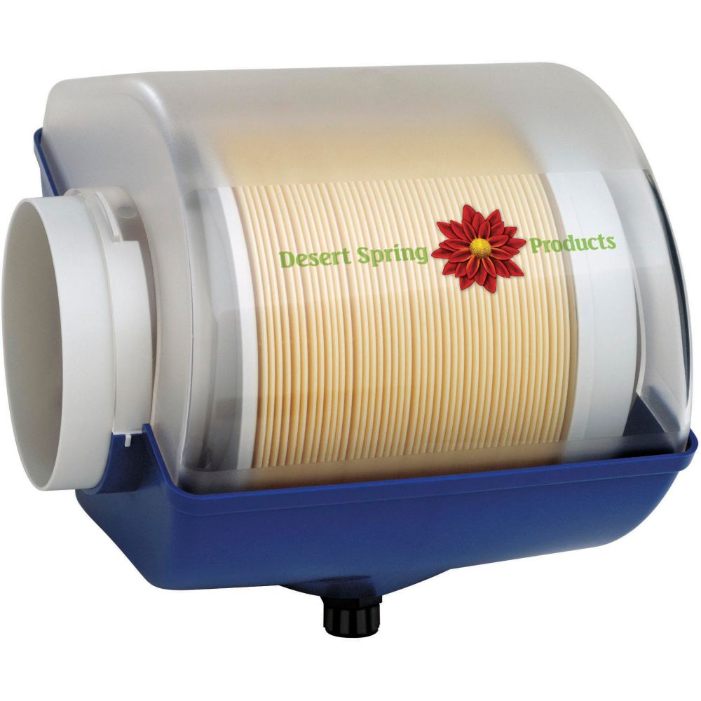 Desert Spring DS-AF15 AutoFlush Rotary Disc Humidifier