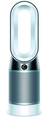 Dyson Pure Hot + Cool™ HEPA Air Purifier, Heater & Fan, White/Silver (HP04) Product image
