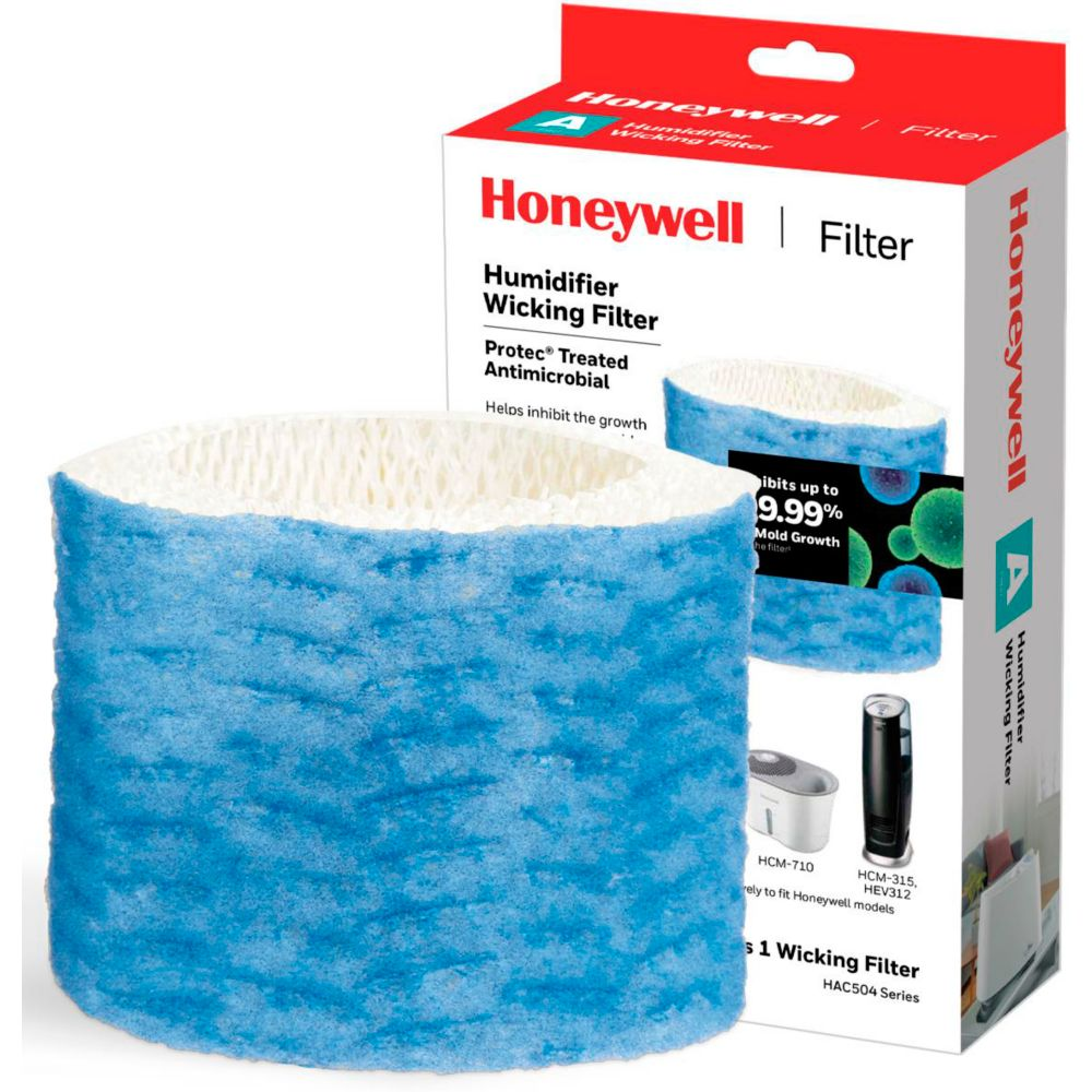 Honeywell HAC504PFC Humidifier Replacement Wicking Filter, Filter A