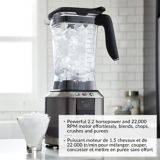 PADERNO Power Blender, Black Stainless Steel | Padernonull