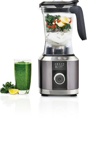 PADERNO High-Speed Blender, Black Stainless Steel Product image