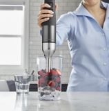 PADERNO Variable Speed Immersion Blender, Black Stainless Steel | Paderno | Canadian Tire