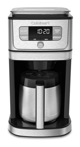 Cuisinart Burr Grind & Brew Thermal Coffee Maker, 10-Cup Product image