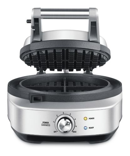 Breville The No-Mess Waffle Maker