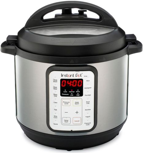 Instant Pot® Viva 9-in-1 Multi-Use Programmable Pressure Cooker, 8-qt
