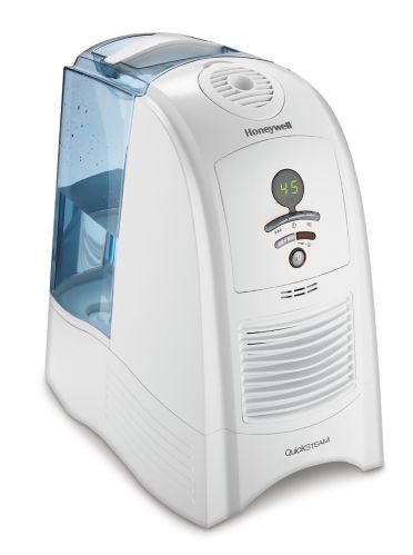 Honeywell HWM450NC QuickSteam™ Warm Mist Humidifier, 1.6-Gallon
