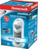 Honeywell HFD015C QuietClean Compact Air Purifier | Honeywell