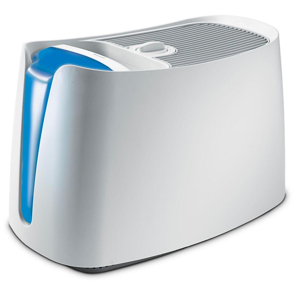 Honeywell HEV355C QuietCare Cool Moisture Humidifier, 1-Gallon