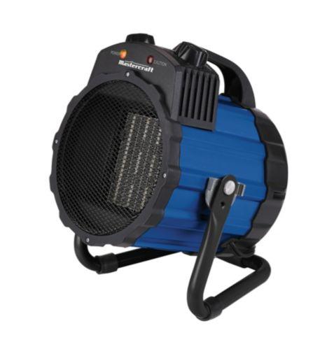 Mastercraft Ceramic Barrel Heater