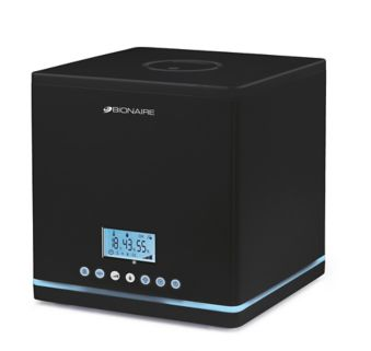 Bionaire Cube Warm & Cool Mist Humidifier, 2 7-L