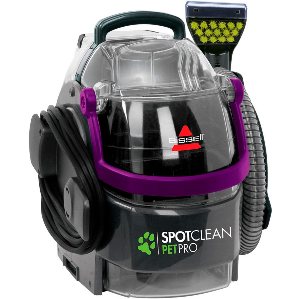 Bissell SpotClean Pet Pro Carpet & Upholstery Cleaner 3624N