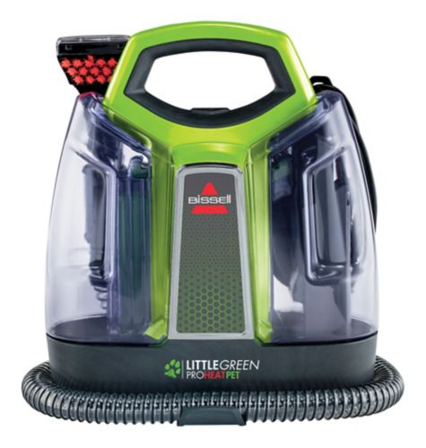 Bissell Little Green ProHeat® Pet Portable Carpet & Upholstery Cleaner