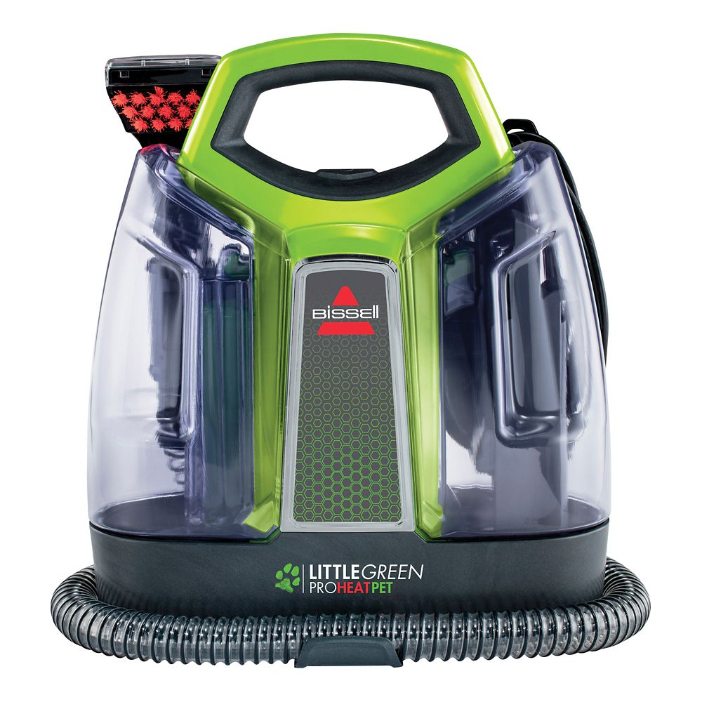 Bissell Little Green ProHeat Pet Portable Carpet & Upholstery Cleaner 2513N