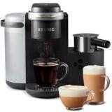 Keurig® K-Cafe™ Single Serve Coffee, Latte & Cappuccino Maker | Keurignull