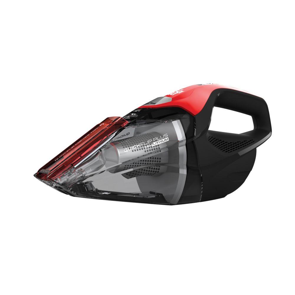 Dirt Devil QuickFlip Pro 16V Cordless Bagless Handheld Vacuum