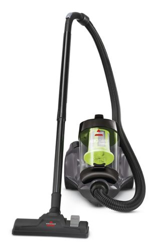 BISSELL AeroSwift Compact Bagless Canister Vacuum