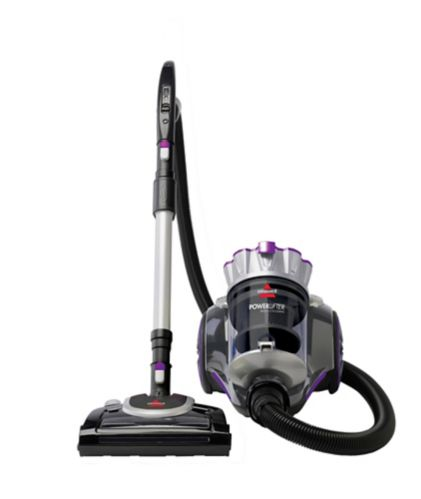 BISSELL PowerLifter 15X Cyclonic Bagless Canister Vacuum Product image