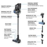 Hoover® ONEPWR™ Blade MAX Cordless Vacuum | Hoovernull