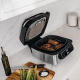 Ninja® Foodi™ 5-in-1 Indoor Grill with Air Fryer | Ninjanull