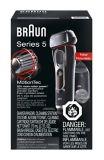 Braun Series 5: 5190CC Foil Shaver | Braun | Canadian Tire