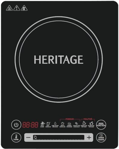 Heritage Induction Cooktop
