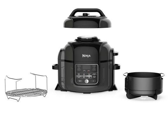Ninja® Foodi™ Pressure Cooker with Air Fryer, 6.5-qt