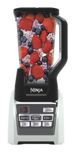 Nutri Ninja® 1200W Auto-iQ® Blender with Double Walled Smoothie Cup