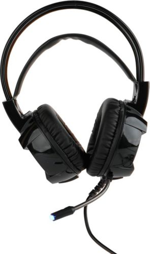 LVLUP Gaming Headphones with Foldable Mic