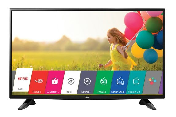 LG Smart TV, 43-in Product image