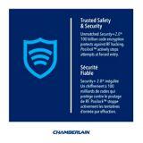 Chamberlain® 1-1/4-HP Belt Garage Door Opener with MyQ® Technology   Chamberlain   Canadian Tire