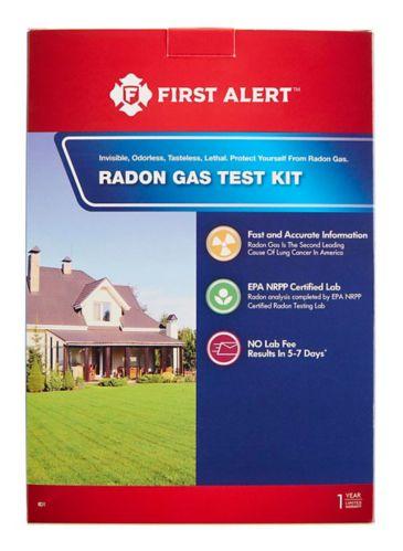 First Alert RD1 Radon Gas Test Kit