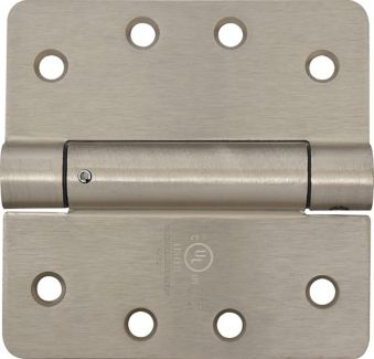 Hillman 1/4 in Round Spring Hinge, 4-in | Canadian Tire