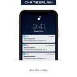 Chamberlain 1/2-HP Chain Drive Garage Door Opener with Wi-Fi | Chamberlainnull