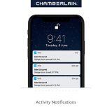 Chamberlain Medium Lift Belt Drive Garage Door Opener with Wi-Fi | Chamberlainnull