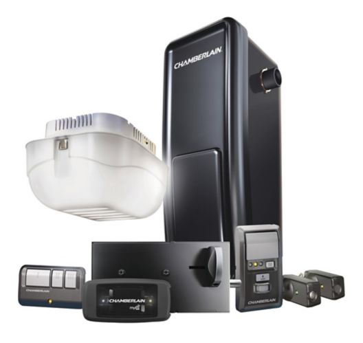 Chamberlain Wall-Mount Ultra-Quiet Garage Door Opener with WiFi Product image