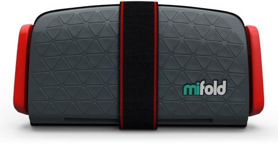 mifold Booster Seat, Grey Product image