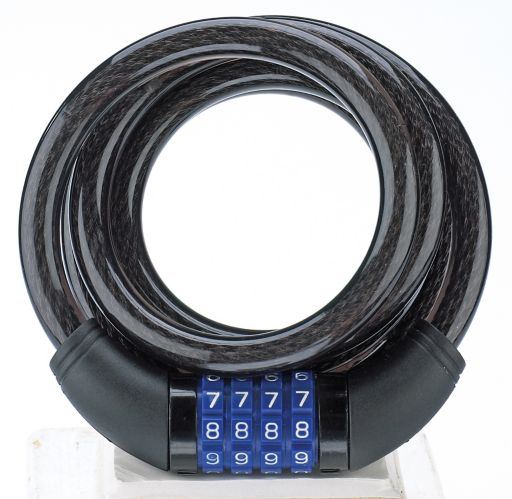Cadenas à combinaison avec câble Garrison de 6 pi Image de l'article