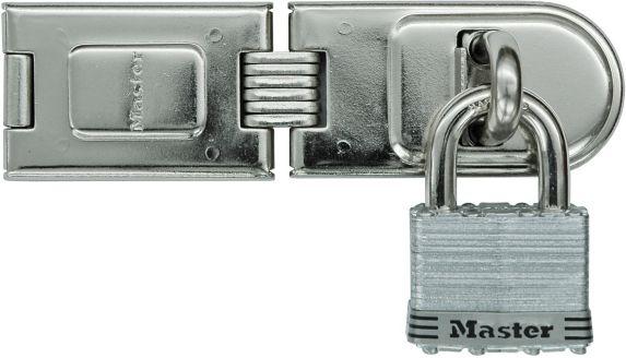 Cadenas et moraillon Master Lock Image de l'article