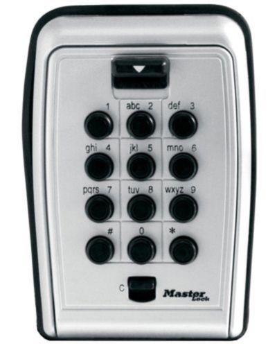 Coffret mural à boutons-pression pour clés avec combinaison personnalisable Master Lock Image de l'article