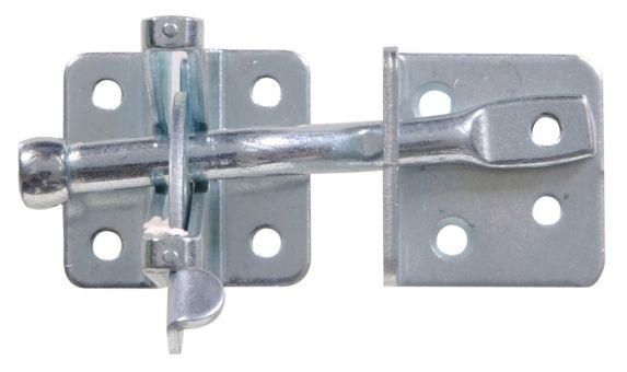 Loquet pour barrière, galvanisé, 7,5 x 5,75 po Image de l'article