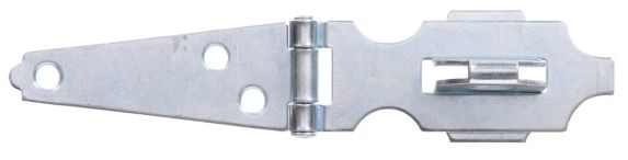 Hillman 851393 Hinge Hasp, Zinc-Plated, 3-in Product image