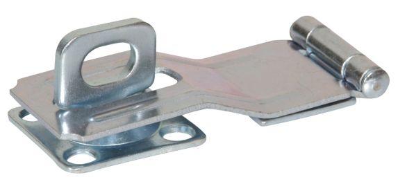 Moraillon de sûreté pivotant verrouillable, galvanisé, 3,5 p Image de l'article