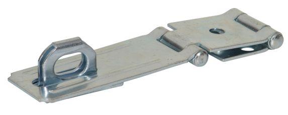 Moraillon de sûreté à double charnière, fixe, 3,5 po Image de l'article