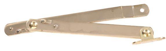 Support pliant, côté droit, laiton plaqué Image de l'article