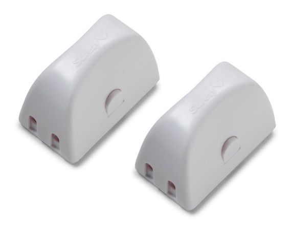 Safety 1st Plug'N Outlet Covers, 2-pk Product image