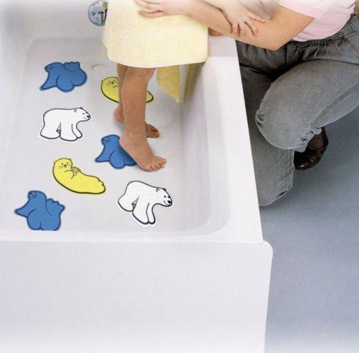 Slip Resistant Bath Tub Decals Product image