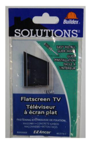Trousse de pose de téléviseur plat Solutions Image de l'article