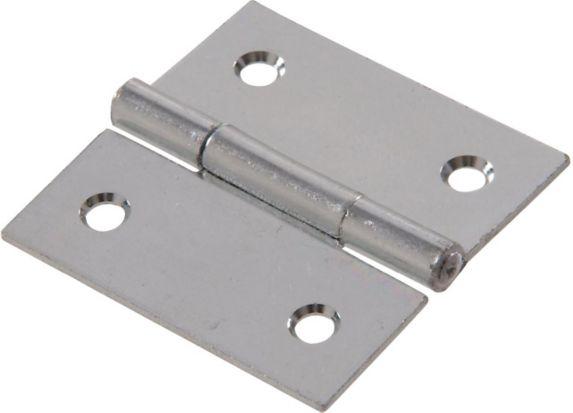 Hillman General Purpose Fixed Pin Hinge Product image