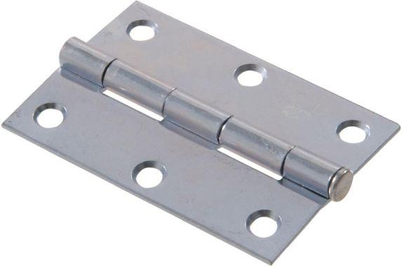 Hillman Zinc Plated Narrow Hinge Product image