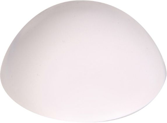 Hillman White Soft Wall Door Stop, 2-pk Product image
